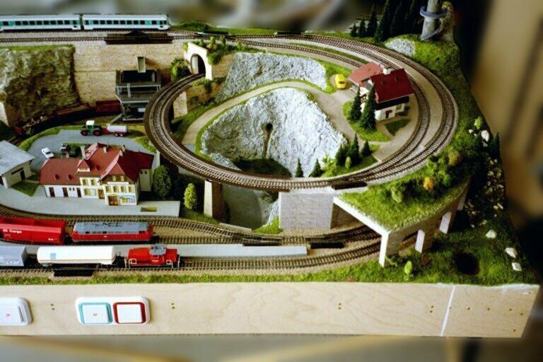 Mymalon Ho Model Train Layout Plans